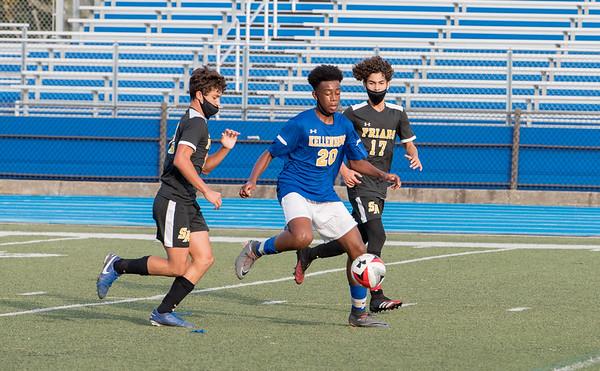 Boys Junior Varsity A Soccer - 2020
