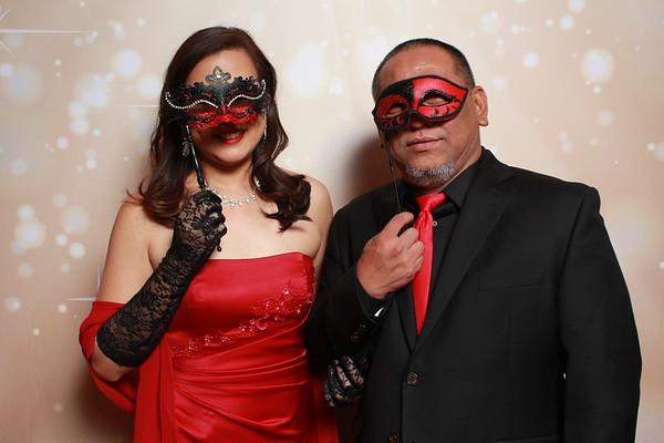 FAAWIS Grand Masquerade Ball 2018