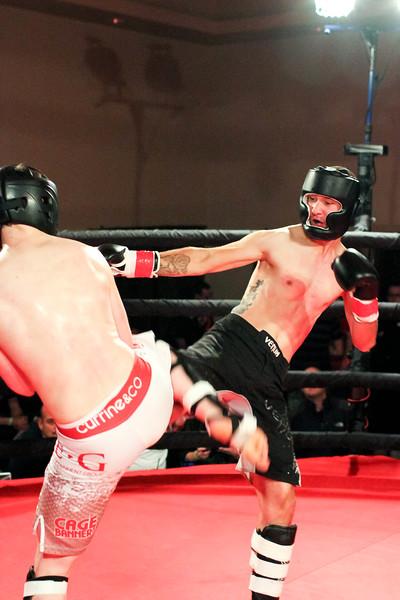 Tyler Olson  vs Joe Boone
