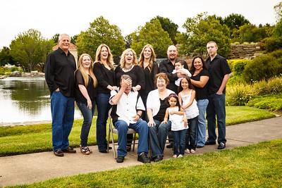 Silva Family - June 2013
