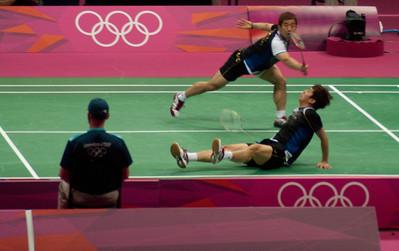 20120804 - Badminton
