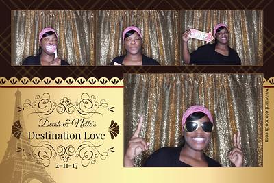 Deesh & Nelle's Destination Love