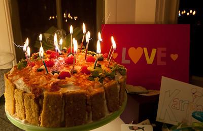 July 10th Karen's Birthday at Wakonda