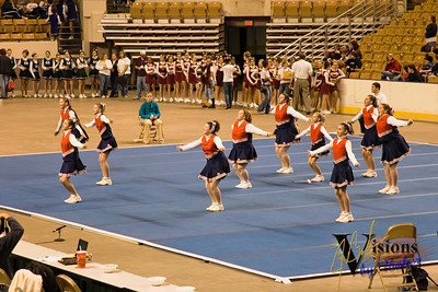 Cheerleading - 2005