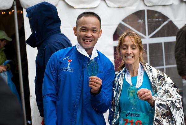 2011 Wineglass Marathon