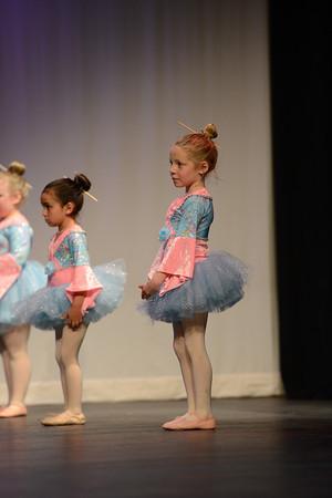 Saturday Combo Ballet 5-9