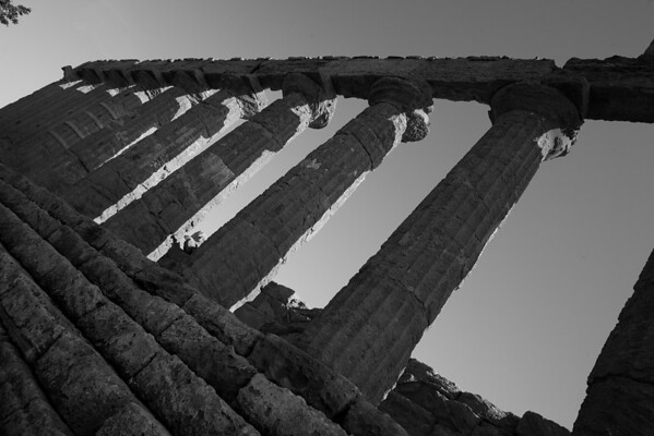 Agrigento - Valle dei Templi, Sicily
