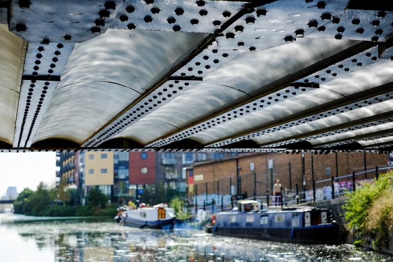 Lee River Navigation, Hackkney, London, United Kingdom