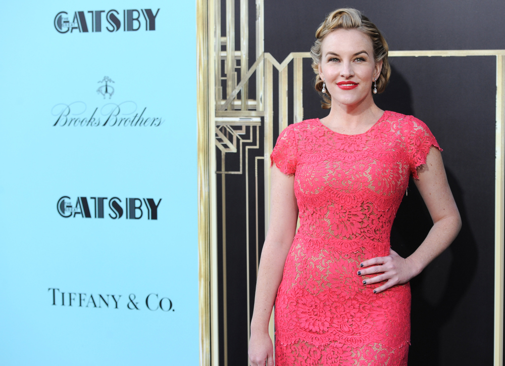 ". ""The Great Gatsby\"" premiere at Avery Fisher Hall on Wednesday, May 1, 2013, in New York. (Photo by Evan Agostini/Invision/AP)"