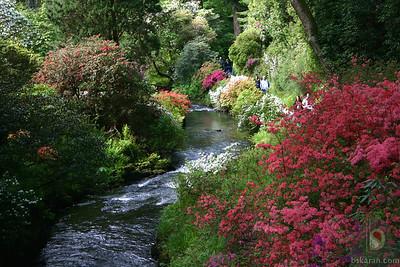 Bodnant Garden  - Wales