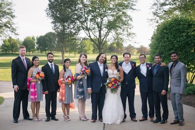 LeCapeWeddings Chicago Photographer - Renu and Ryan - Hilton Oakbrook Hills Indian Wedding -  912.jpg