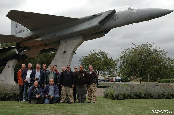 RAF Lakenheath (Base Tour) : 8th September