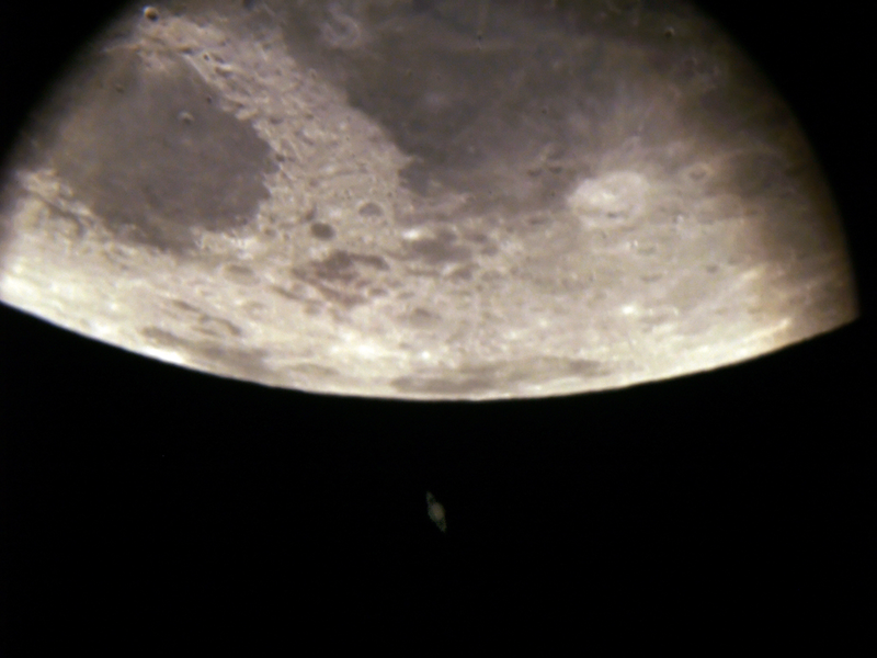 Saturn Occultation