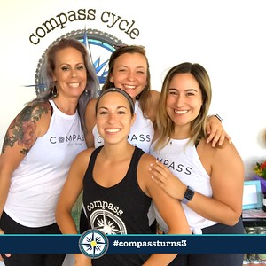 Compass Cycle Turns 3
