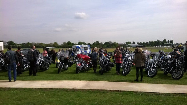 North Weald Essex Motorcycle Show