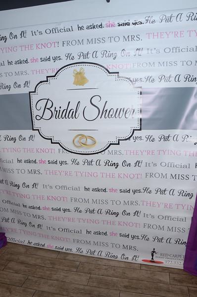 The Freeman's Bridal Shower