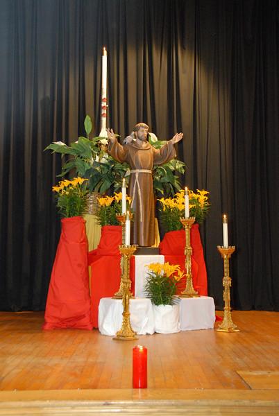 Graduation Baccalaureate Mass