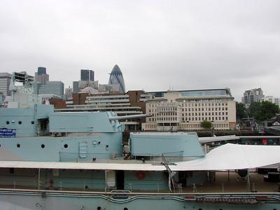 HMS Belfast - London
