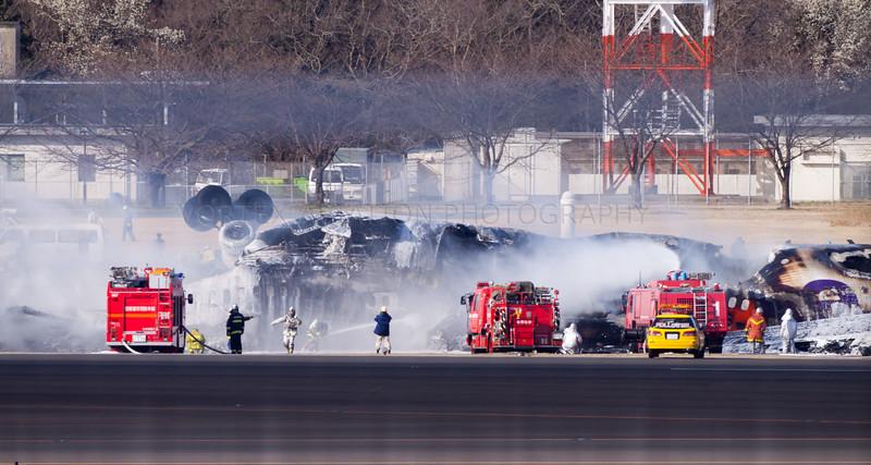 Fedex N526Fe Accident Tokyo 2009