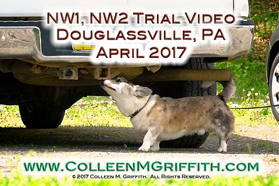 Douglassville PA April 2017 NW Trials