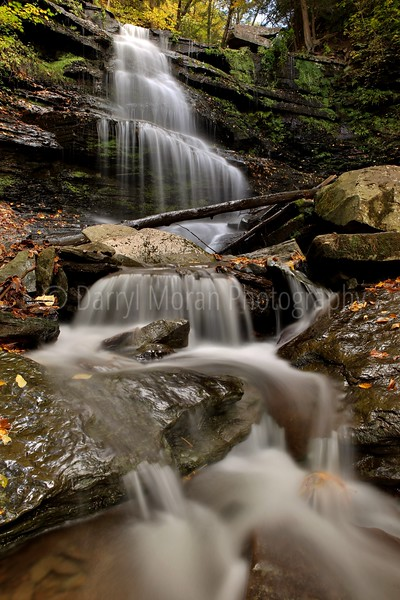 Autumn Waterfalls in the Pennsylvania Grand Canyon (5)