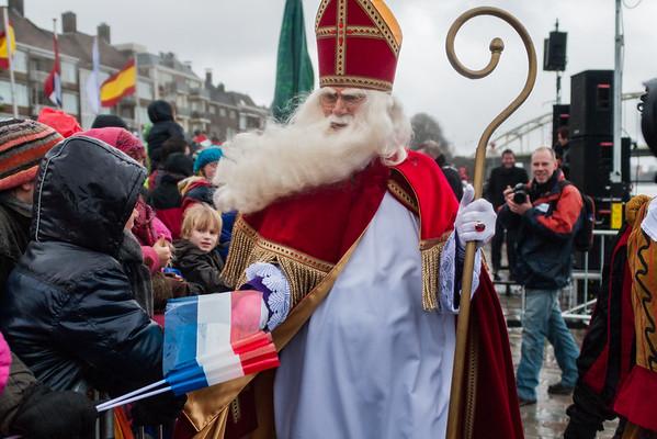 Sinterklaas intocht 2011