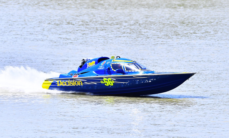 2019 Powerboat Spectacular Aust vs USA  (Round 2) Day 1