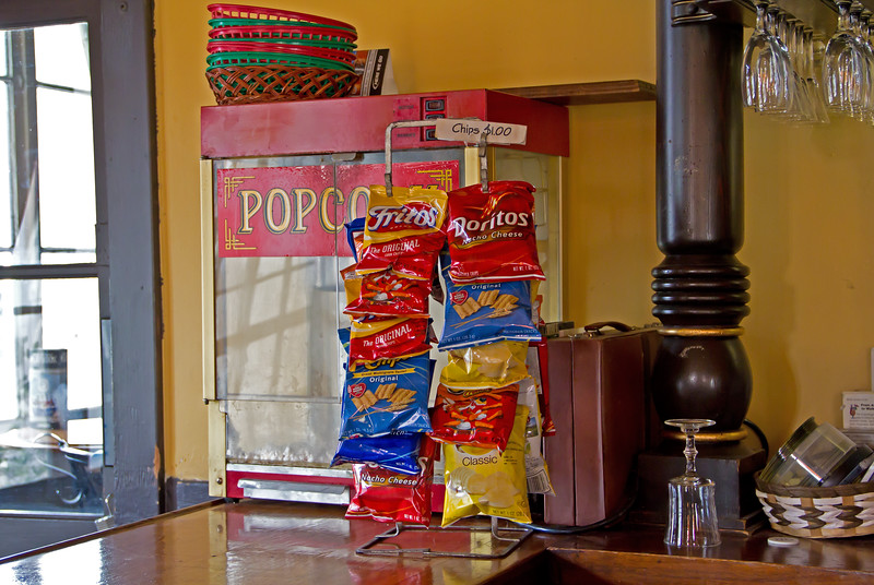 Chips (red blue & yellow)