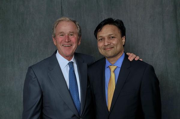 President Bush 2015