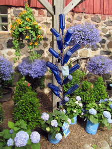 bottle-trees-are-a-southern-garden-tradition