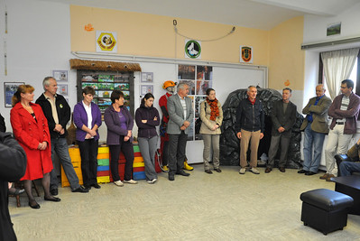 INFO pisarna na Krki otvoritev