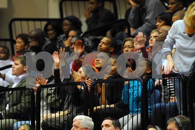 11-28 Obama Visit/Men's BBall v. Oregon