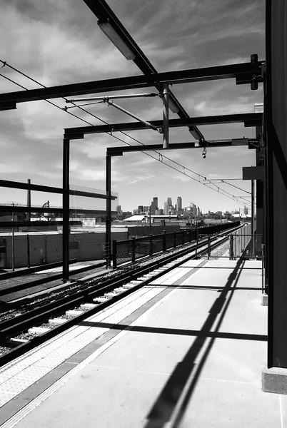 Lake Street Rail Station