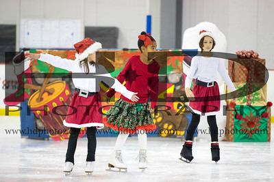 Holiday Ice Show, Capital Clubhouse 12-18-17