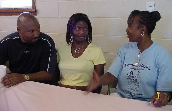 Leonard - Harris Family Reunion 2006