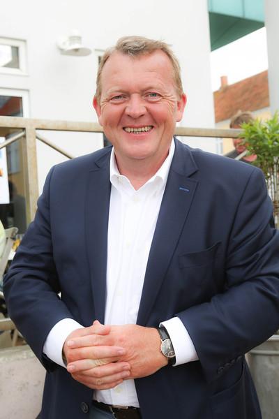 Lars Løkke Rasmussen, Folkemødet, Bornholm, 2014