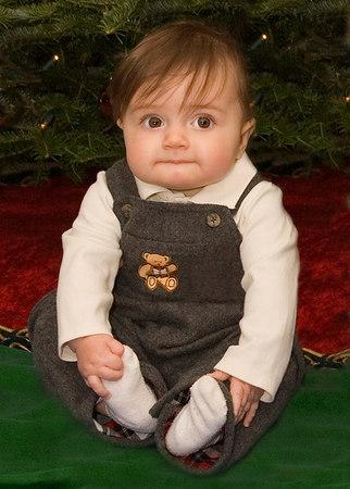Peyton 6.5 months old