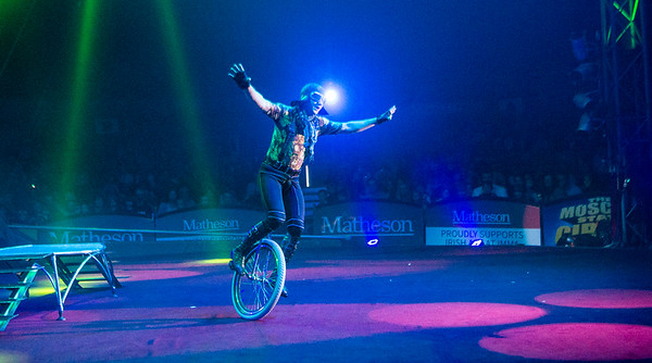 Staff & Family Day - Moscow State Circus