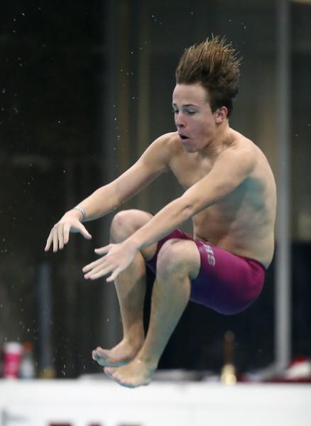 Lowell swimming vs Andover 122019