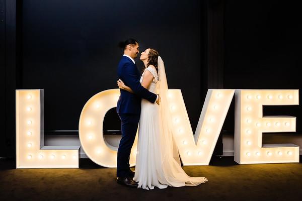 Kristy & Dean: Victoria Park Wedding