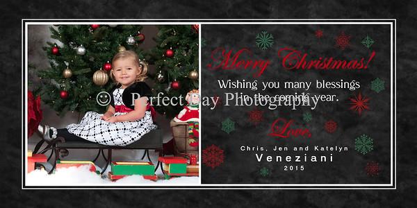 Veneziani Holiday Card