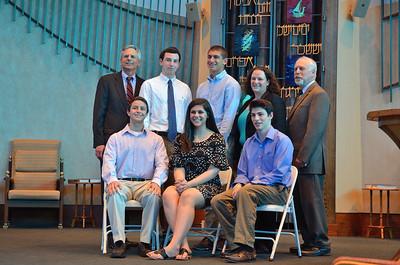 Sammy's Yachad/Jewish Teen Learning Connection Graduation 5-20-13
