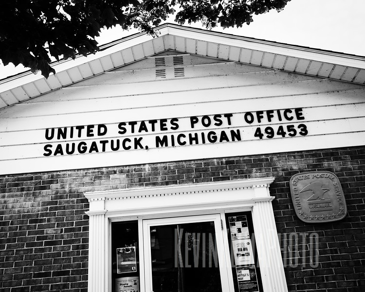 Saugatuck, Michigan Post Office