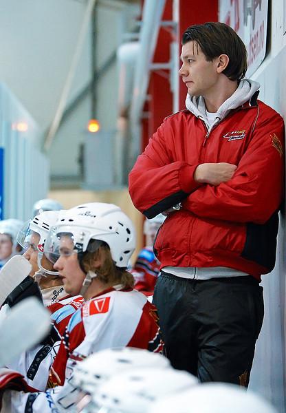 Rasta Ice Hockey -at- Holmen Red Eagles (19.11.08)