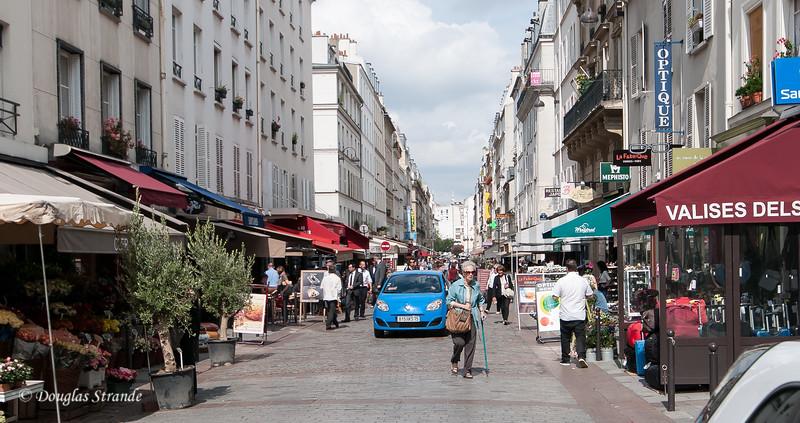 Shops on Rue Cler
