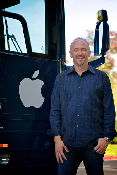 2012_09_14, cupertino, ca, apple HQ, apple, lennonbus, lb.org