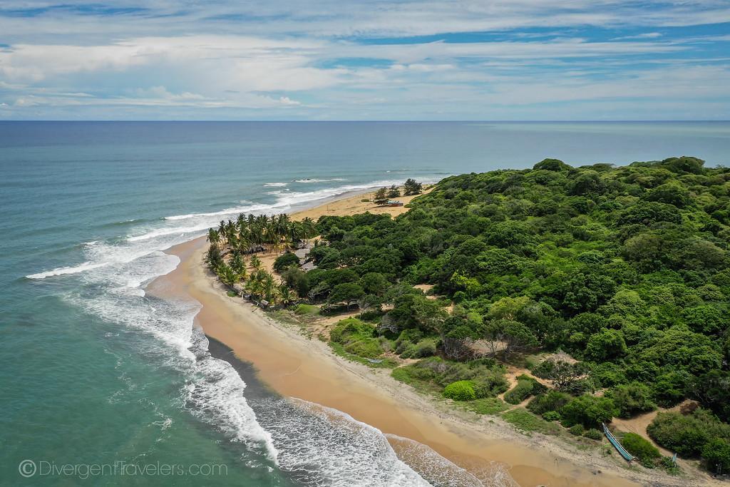 Arugam Bay Sri Lanka Drone Photo