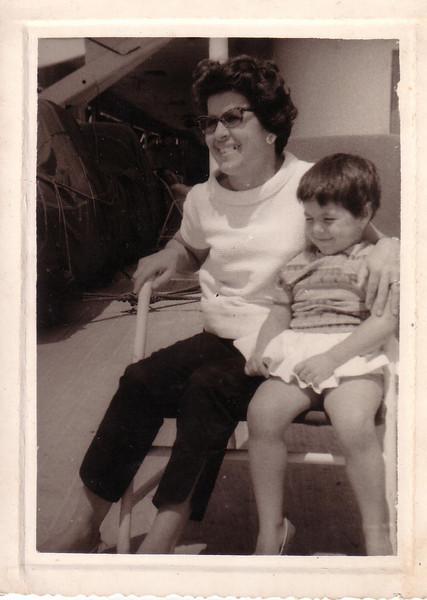 Viagem Vera Cruz -  Agosto 1960