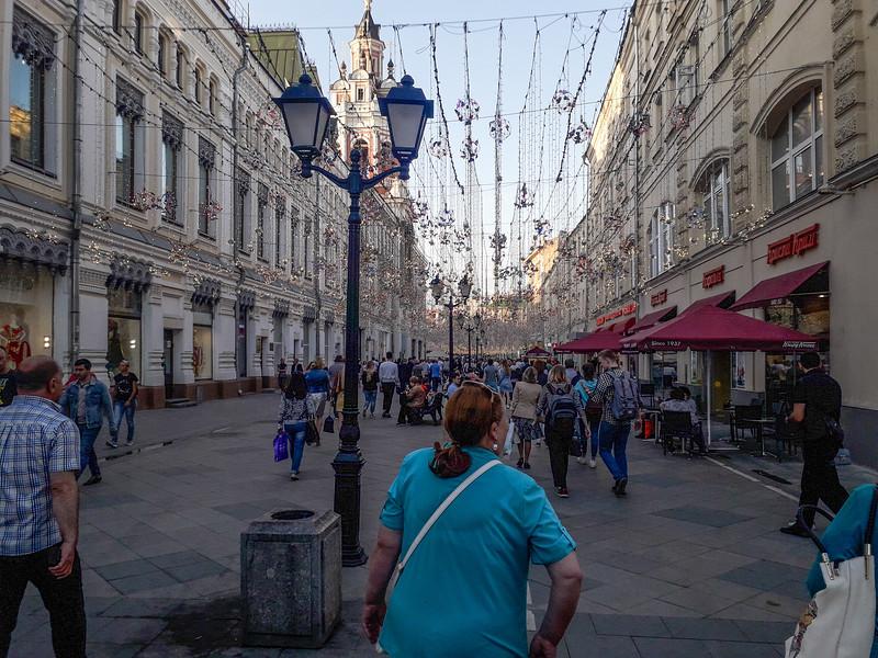 Nikolskaya St,