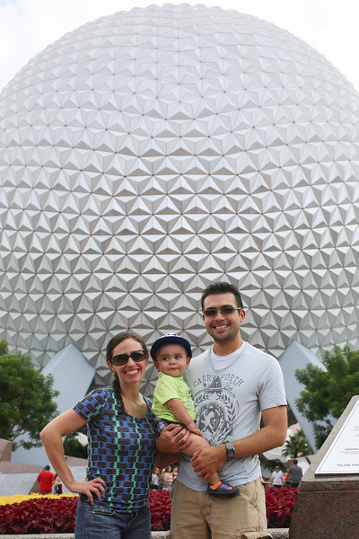 2014 - Disney World - July 2014